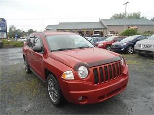 2008 Jeep Compass Sport 4x4 ! new mvi !!! new tires