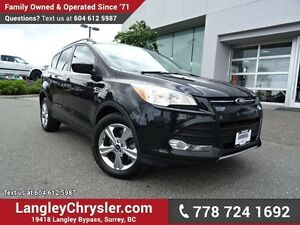 2014 Ford Escape SE ACCIDENT FREE W/NAVIGATION & BACKUP CAMERA