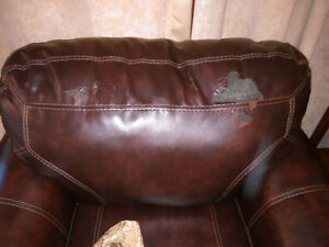 Blended Leather Chair London Ontario image 3