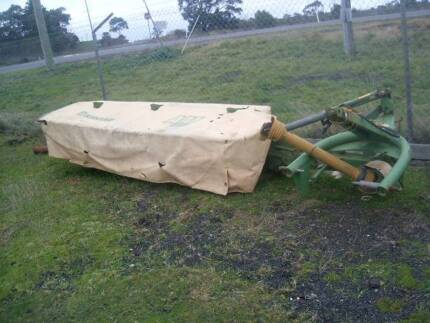 Krone 8 disc hay mower Colac-Otway Area Preview
