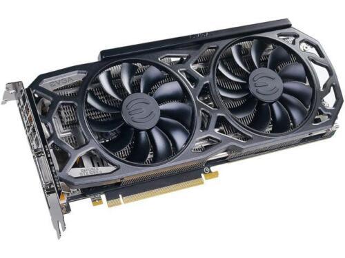 EVGA GeForce GTX 1080 Ti SC Black Edition GAMING 11G-P4-6393-KR 11GB GDDR5X i