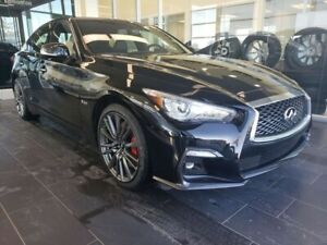 2019 Infiniti Q50 RED SPORT 400 W/ PROACTIVE PACKAGE