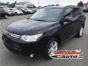 Mitsubishi Outlander GT V6 AWD 7 Passagers Cuir Toit Ouvrant MAG