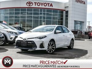 2018 Toyota Corolla HEATED SEATS, BACK UP CAM, TOUCH SCREEN