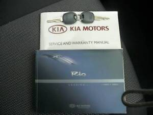 2008 Kia Rio Hatch VERY LOW K's & VERY LONG REGO.. AWESOME