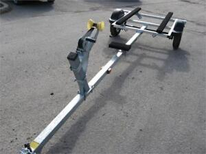 1000lb Single Axle Boat Trailer
