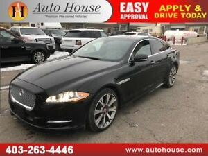 2015 JAGUAR XJ 3.0 AWD NAVIGATION BACKUP CAMERA