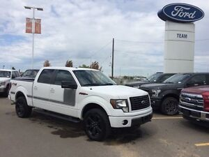 2012 Ford F-150 FX4 4x4 SuperCrew - FX4! LOADED!