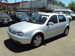 2003 Volkswagen Golf 2.0 Generation Silver 5 Speed Manual Hatchback Punchbowl Canterbury Area Preview