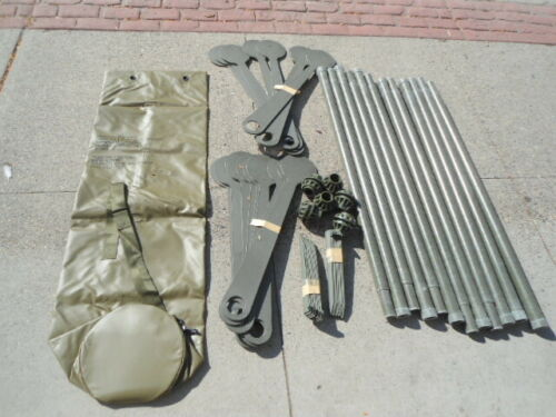 US Military Camouflage Screening Support System NEW IN BOXNSN:1080-01-179-6025