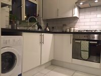 Double room available for 4 months in Seven Sisters garden flat £703 bills included
