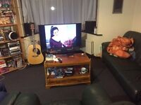 Furnished double room in friendly house on Glebe Road - great position for the city and Addenbrookes