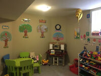 Full or Pt spot in Loving South End Home Daycare