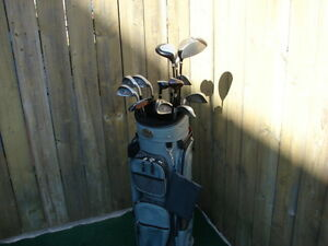Men's Right Hand golf club set Jazz