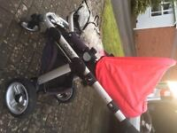 ICandy Apple Pram and Travel System