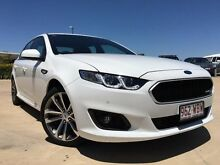 2015 Ford Falcon FG X XR6 White 6 Speed Automatic Sedan Garbutt Townsville City Preview