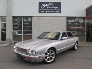 2002 JAGUAR XJR SUPERCHARGED *LEATHER,SUNROOF,VERY RARE!!!*