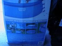 Piscine Intex Easy set pool 15' x 4' complete 2 pumps