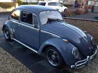 "CLASSIC VW BEETLE 4"" NARROWED ADJUSTABLE FRONT BEAM , BALLJOINT TYPE"