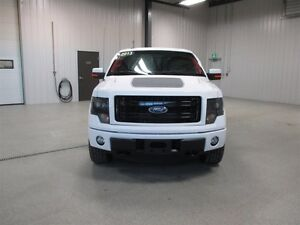 2013 Ford F-150 FX4 Navigation, Moon Roof Moose Jaw Regina Area image 2