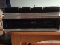 Carver PM 420 Amp for sale.