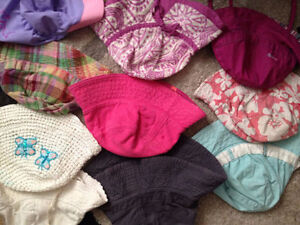 Boy's and Girl's hats 12m to 5 y. AVAILABLE
