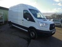 Ford Transit T 350 LWB HIGH ROOF H3 CUSTOM 125 PS VAN DIESEL MANUAL WHITE (2012)
