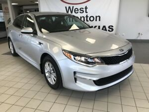 2017 Kia Optima LX FWD 2.4L *HEATED CLOTH SEATS/BLUETOOTH/CRUISE