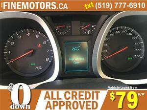 2012 CHEVROLET EQUINOX LS * EXTRA CLEAN * LOW KM * LOANS FOR ALL London Ontario image 11