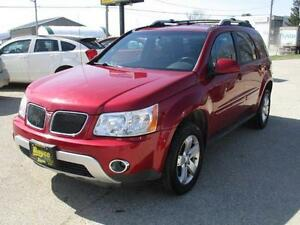 2006 PONTIAC TORRENT SPORT AWD,SUNROOF, SAFETY&WARRANTY $5,950