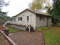 Two Bedroom on Turenne Rd. Alban Ontario French River