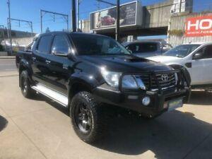 2014 Toyota Hilux KUN26R MY14 SR5 Black Automatic Utility Granville Parramatta Area Preview