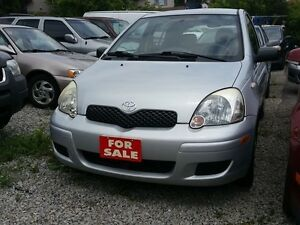 2005 Toyota Echo-only 114k-save big on gas