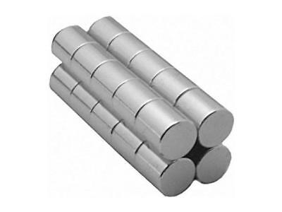 Emovendo Neodymium Magnets 14 X 14 Inch Cylinder N4820 Pieces In Total