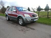Kia Sorento 2.5CRDi XS GREAT TOW CAR