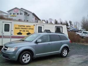 129$ BI WEEKLY OAC! 2009 Dodge Journey SXT  7 PASSENGER!!!2 SETS