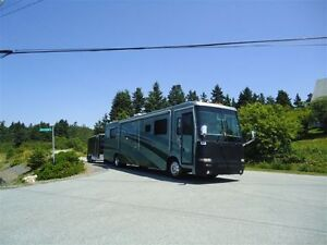 DIESEL PUSHER -2001 Newmar Mountain Aire 40' Model 4095