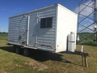 Great little jobsite trailer Edmonton Edmonton Area Preview
