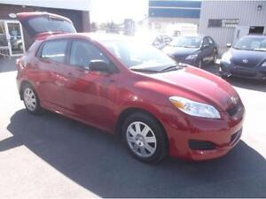 2013 TOYOTA MATRIX 71000KM, AIR, GR.ELECT $9995