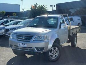 2014 Tata Xenon Silver Manual Cab Chassis Hoppers Crossing Wyndham Area Preview