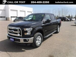 2016 Ford F-150 XLT SUPERCREW 2.7L FX4