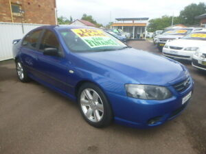 "2007 FORD FALCON ""ES"" BF MKII,AUTO,ONLY 125094 KLM'S, IMMACULATE VEHICLE Belmont Lake Macquarie Area Preview"