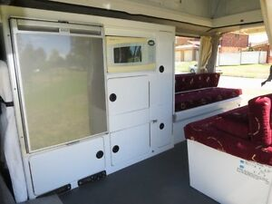 Toyota Hiace Camper – 4X4 – TURBO DIESEL - AUTO Glendenning Blacktown Area Preview