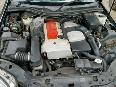 Mercedes SLK R170 230 Komp. W208 Motor M111.983 111983 2295 cm³ 145 kW/ 197 PS