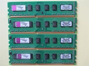 2 GB Hynix PC3-10600U DDR3 1333MHz DESKTOP RAM MEMORY
