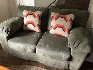 Love seat & Chaise for sale