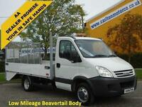 Iveco Daily 50c15 3.0Hpi Beavertail /Plant / Gardening Low Mileage 2009 / 09