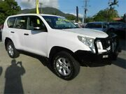 2012 Toyota Landcruiser Prado KDJ150R 11 Upgrade GX (4x4) White 5 Speed Sequential Auto Wagon Earlville Cairns City Preview