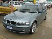 2004 BMW 318I E46 Sport Light Green 5 Speed Auto Steptronic Sedan Fremantle Fremantle Area Preview