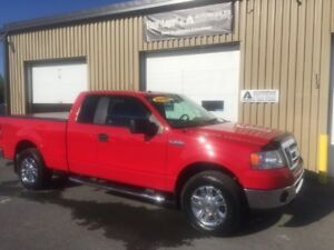2008 Ford F150 XTR S.Cab 4x4 clean et inspecté manifold neuf...